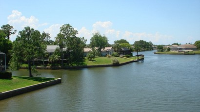 Sailboat Country, Saltwater Canal Homes and C-Section - Cinnamon Beach  Realty